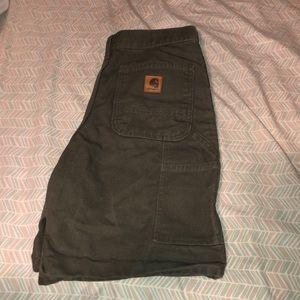 Men's Carhartt Cargo Shorts Great condition!